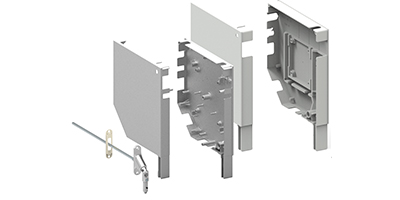 COMPONENTS FOR ROLLER DOOR